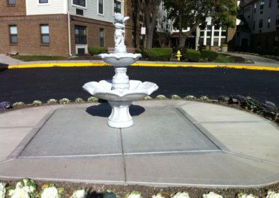 Water-Fountain-Installation